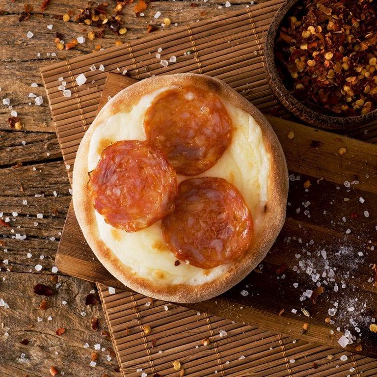 Esfiha de Catuperoni com Ricota - Najah Rão, Delivery de Comida Árabe