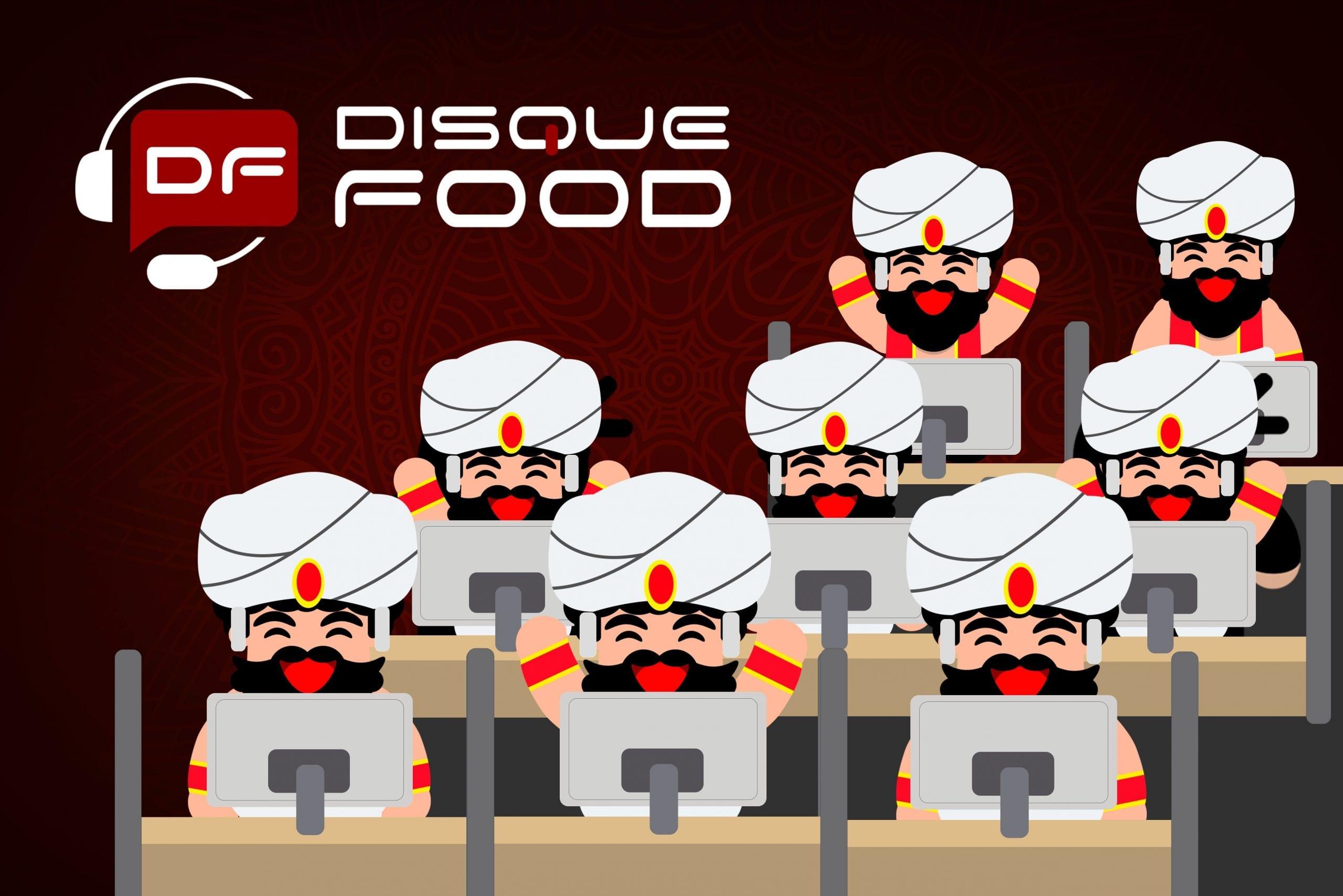 Disque Food - Gastronomia Árabe - Najah Rão, Delivery de Comida Árabe