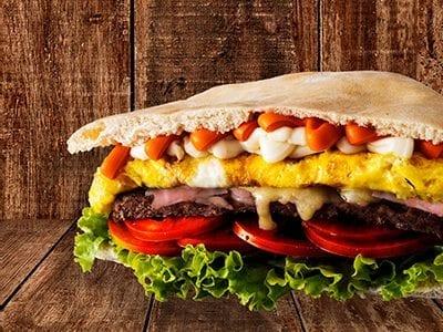 Beirute de Carne - Najah Rão, Delivery de Comida Árabe